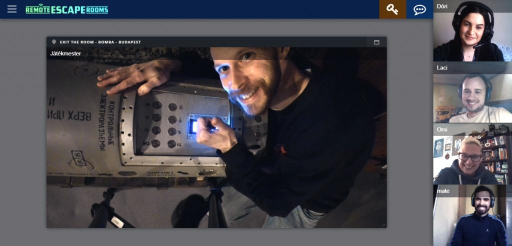 Magyar fejlesztésű szoftver mentheti meg a szabadulószobákat