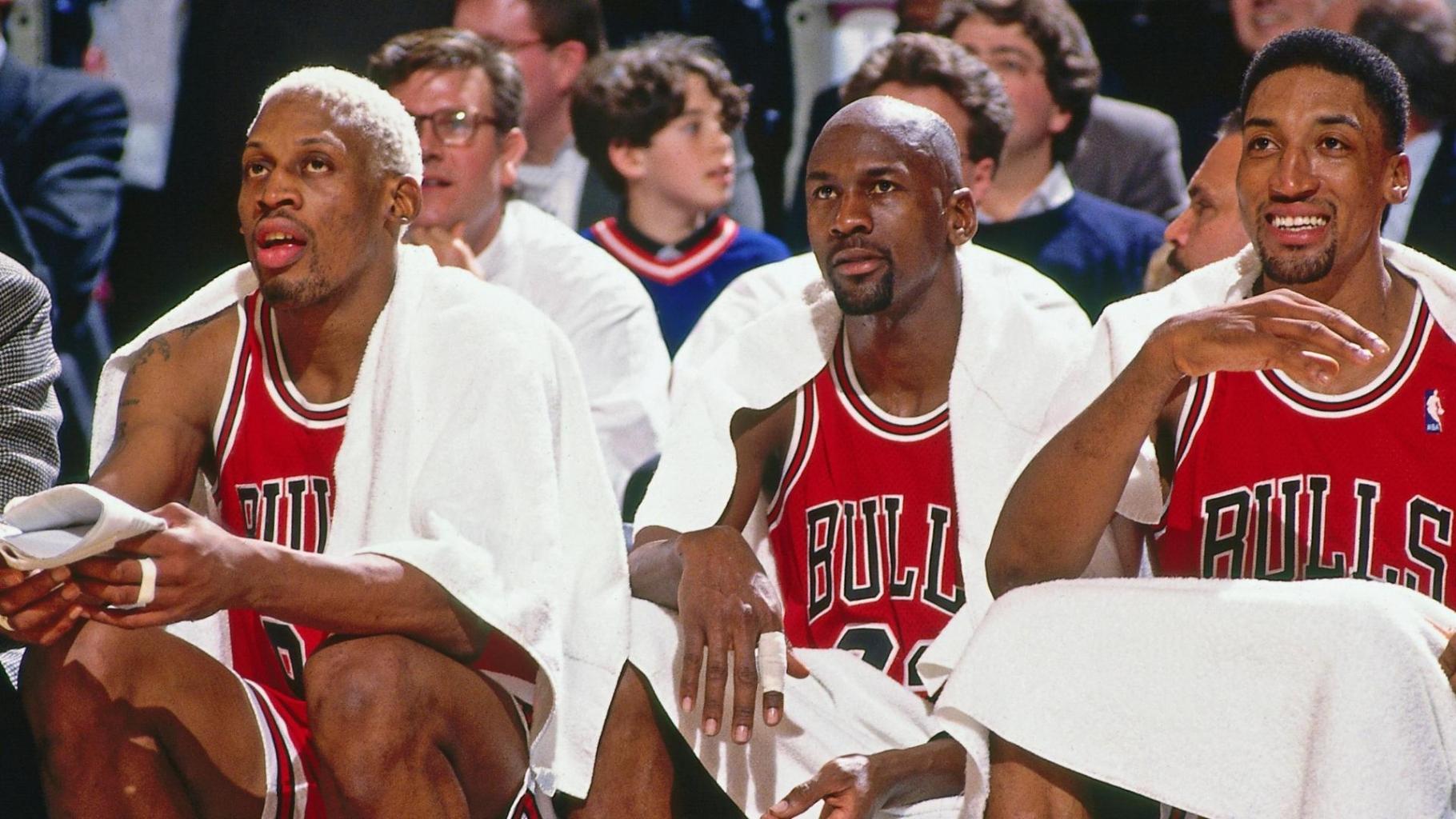 A csapatmunka diadala: Chicago Bulls - sztárok és vízhordók egységes csapata