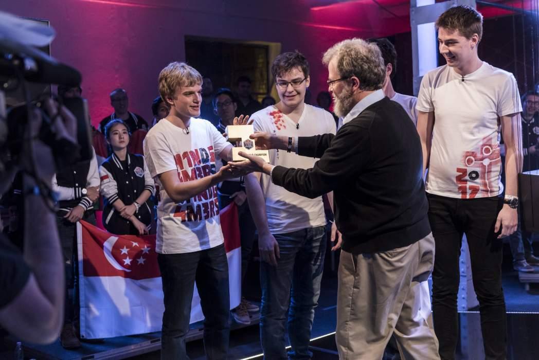 Szlovénia nyerte a szabadulószoba világbajnokságot